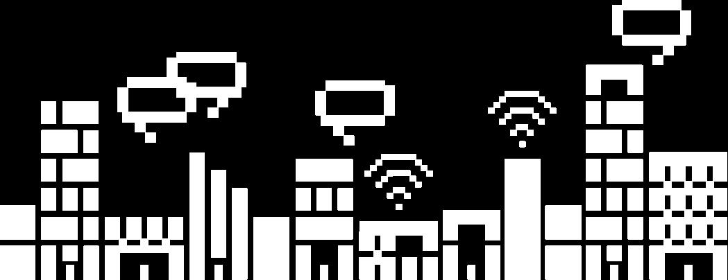 City graphic image